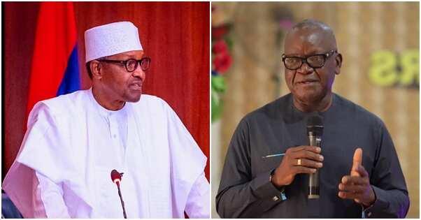 President Buhari speaks on attack on Benue governor Ortom