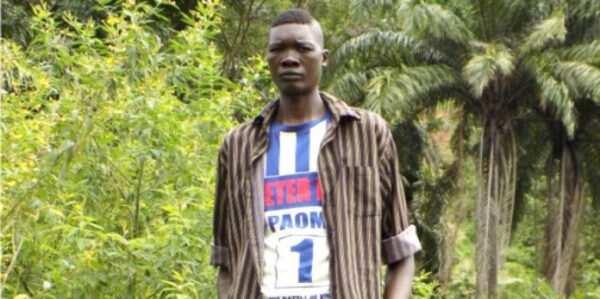 Ezra Suwanta Zako: Mutum mafi tsawo a jihar Kaduna (Hotuna)