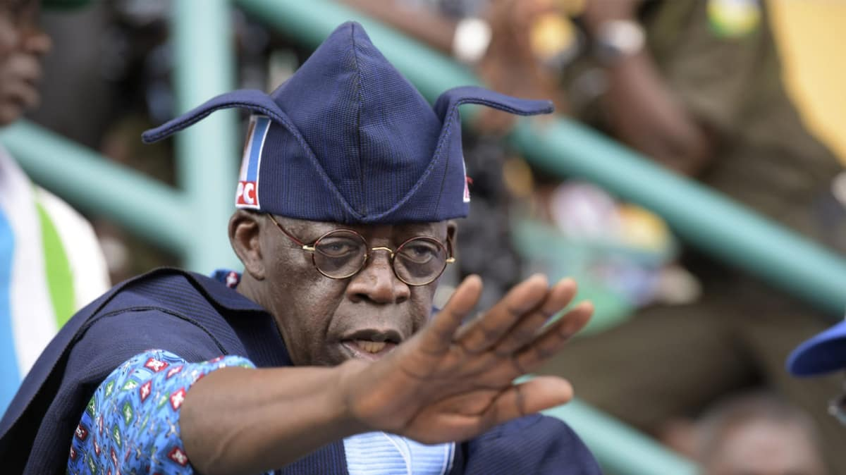 Tinubu reportedly denies knowledge of emergence of new leader of Yoruba race