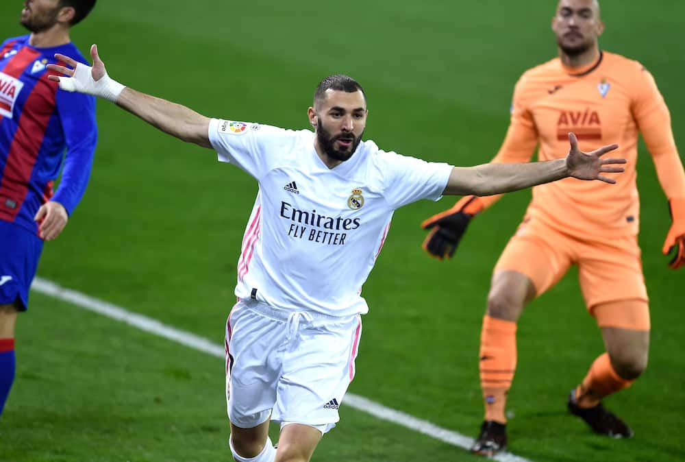 Karim Benzema beats Henry, becomes French's all-time highest scorer in top-5 European Leagues