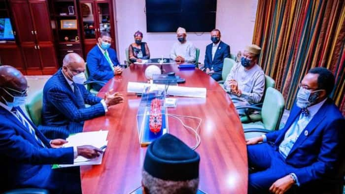 Osinbajo lauded by state Attorneys-General implementing justice sector reforms