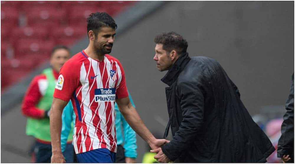 Diego Costa: Atletico to fine striker £23m if he signs for Real Madrid or Barcelona