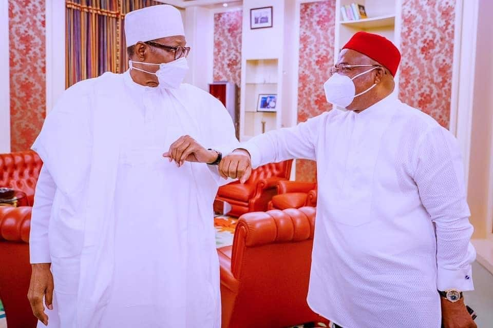 Full List: Presidency Releases Buhari's Completed and Ongoing Projects in Southeast