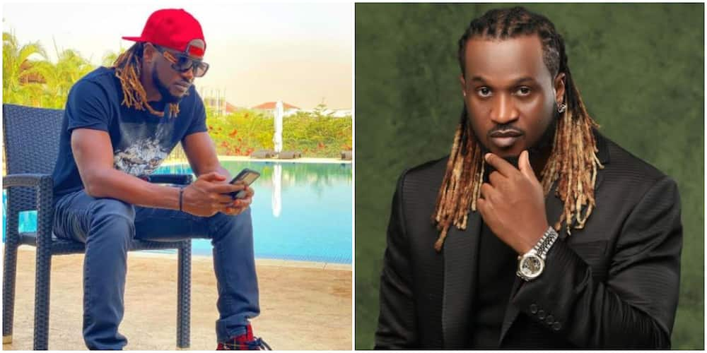 Paul Okoye calls out ladies for using filters, says it is misleading