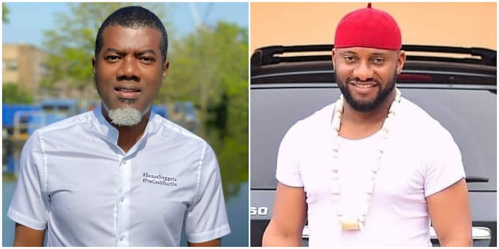 Actor Yul Edochie acknowledges Reno Omokri's special birthday message to him