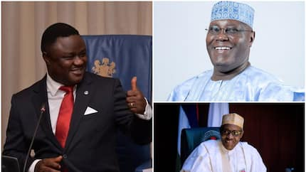 Governor Ayade of Cross River invites Buhari, Atiku, other presidential candidates to Calabar carnival