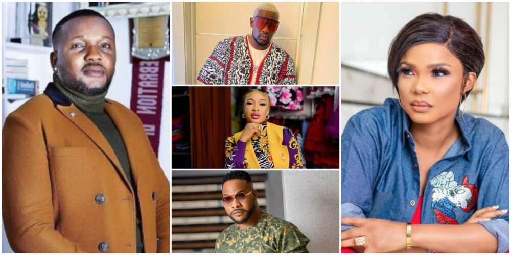 X Nigerian celebrities who have slammed Yomi Fabiyi over controversial Oko Iyabo movie