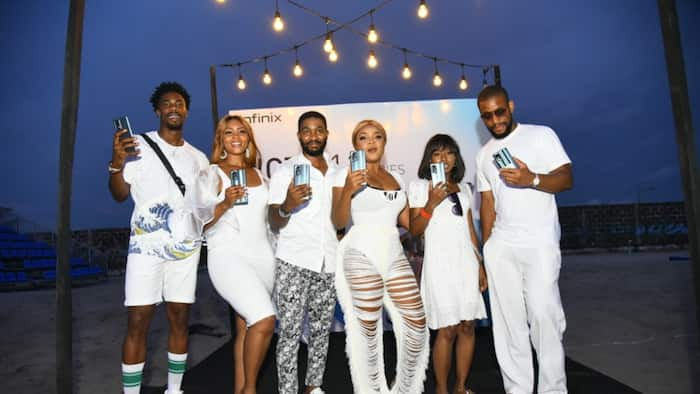 Infinix Launches Note 11 in Style: All White Beach Party With Extreme Sports Themed 'Play Big with Infinix'