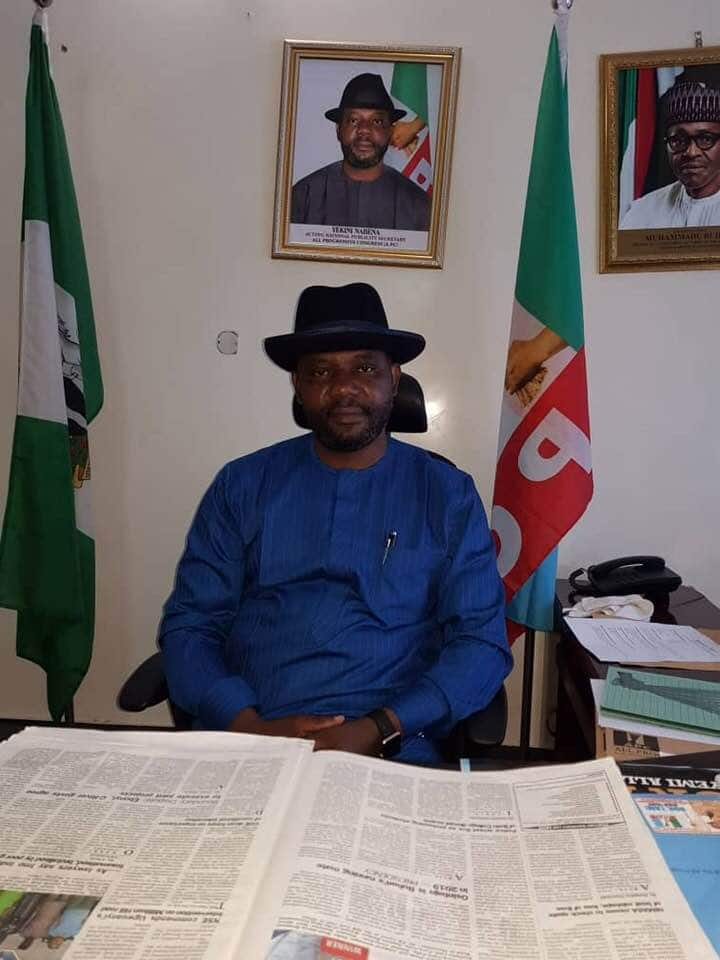 APC says a Nigerian governor is sponsoring bandit attacks in the country