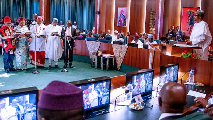 More Ministers to be Sacked? Full List of Ministries Accused of Sabotaging Buhari's Efforts Emerges