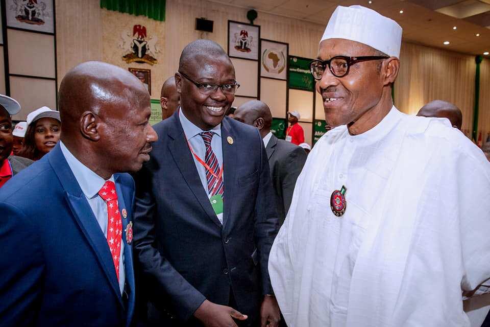 Magu used Nigerian pastor to purchase Dubai property - Presidential panel