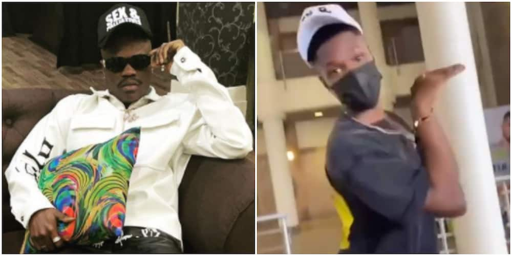 Singer Bad Boy Timz Reacts to Reports That He Was Allegedly Arrested for Defrauding Record Label