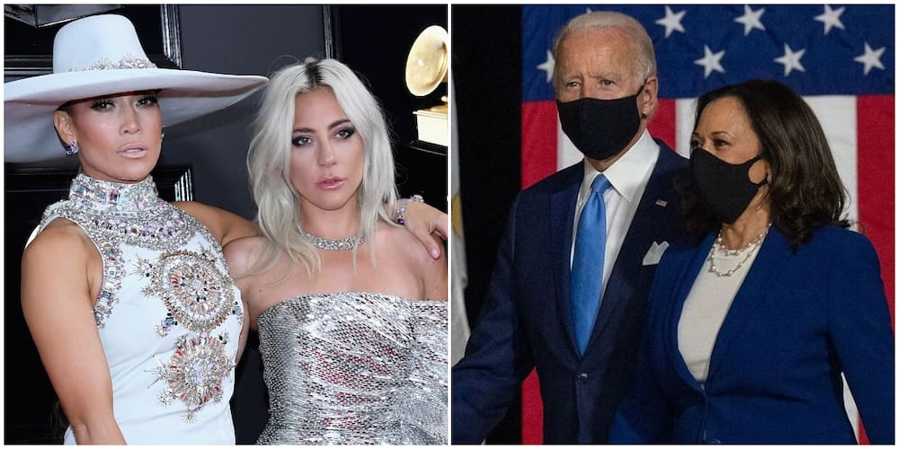 Fans excited as Jennifer Lopez, Lady Gaga set to perform at Joe Biden, Kamala Harris' inauguration