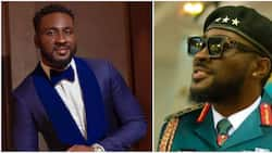 The benefits were great: BBNaija's Pere opens up on why he joined US military and not Nigerian Army