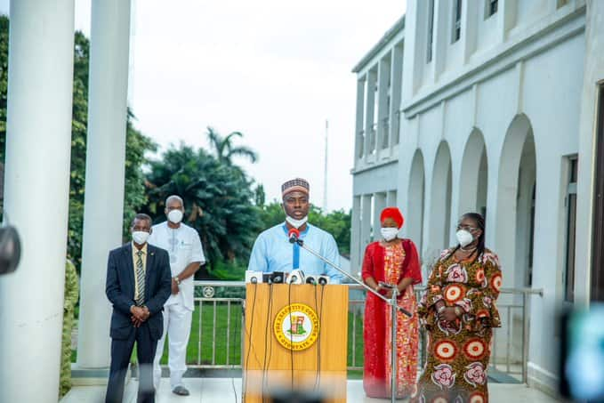 Oyo state COVID-19 response: Does it really follow data, logic and science? by Funke Oladayo