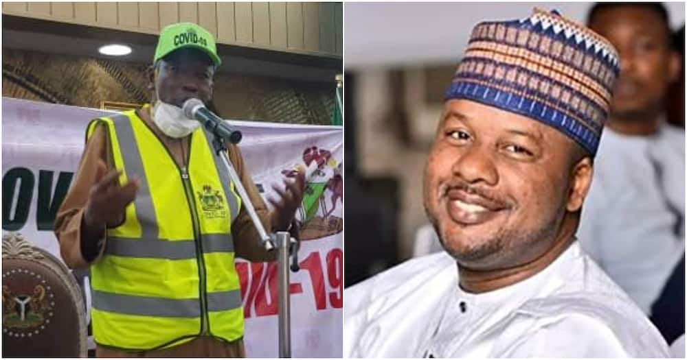 EndSARS: Ganduje reinstates suspended aide who attacked Buhari
