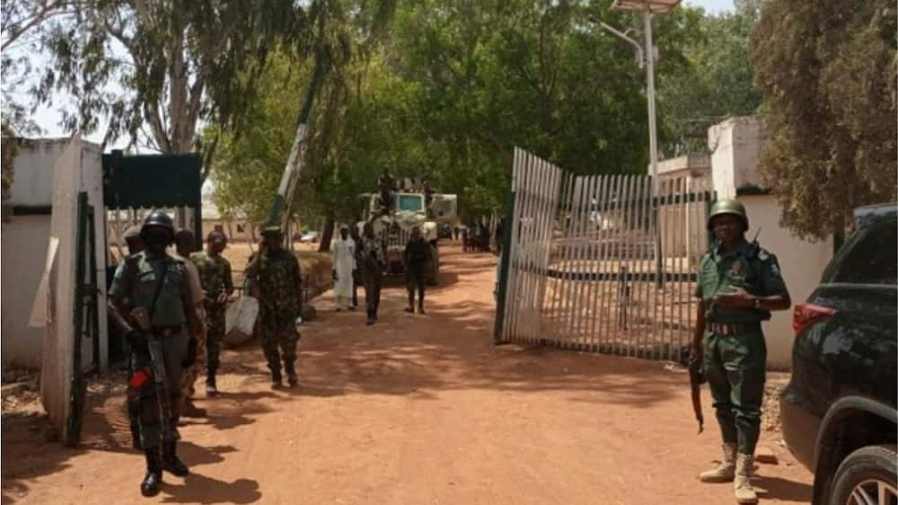 Bandits Release Video Of Pregnant Student Abducted in Kaduna