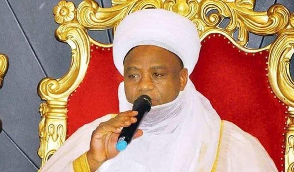 Rashin tsaro: Sultan yayi muhimmin kira ga Shugaban Buhari da Gwamnoni