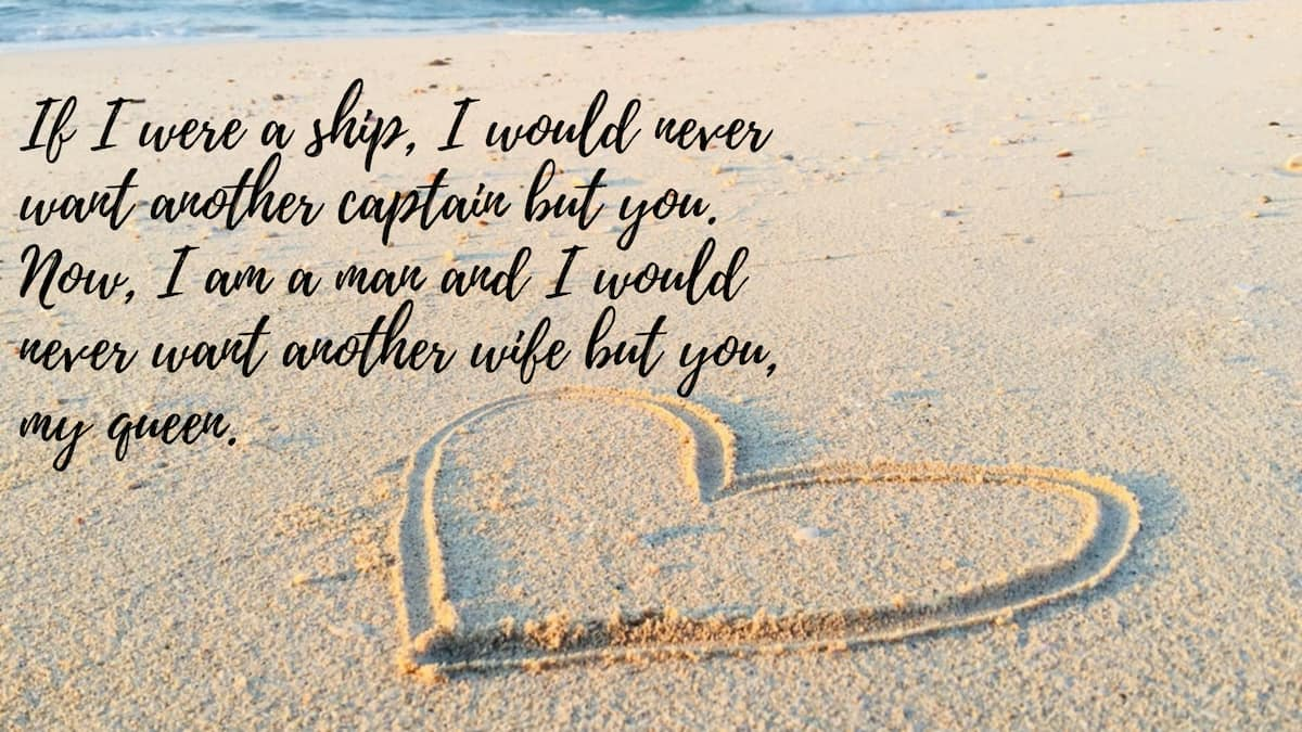 50 romantic messages and love quotes for wife ▷ Legit.ng