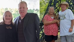 Can't be separated by death: Tears as loving couple die of COVID-19 while holding hands