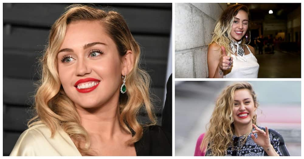 Miley Cyrus announces release date for her new album Plastic Hearts