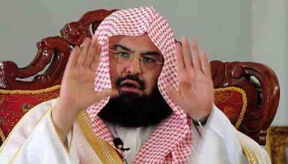 Sheikh Sudais ya yi Allah-wadai da masu yin batanci ga Annabi