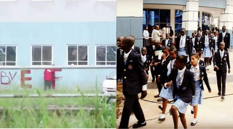Updated: EFCC gives more details after sealing Rochas Foundation School in Owerri - Legit.ng