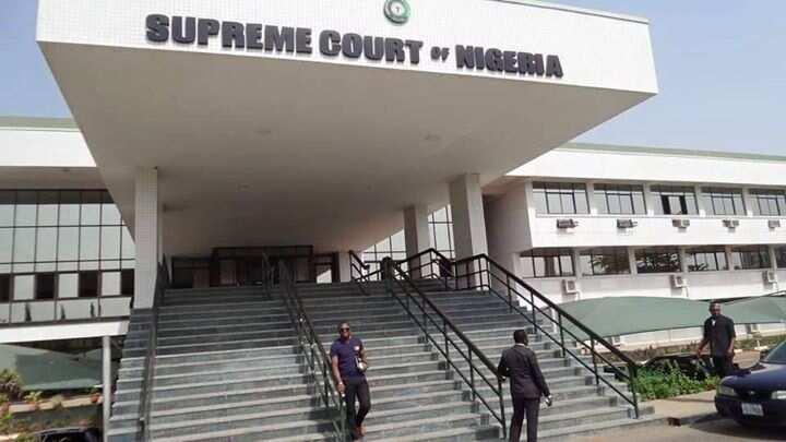 Breaking: Supreme Court shut down as judiciary workers begin strike