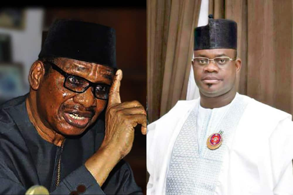 AYCF says Governor Yahaya Bello has the right to be president in 2023.