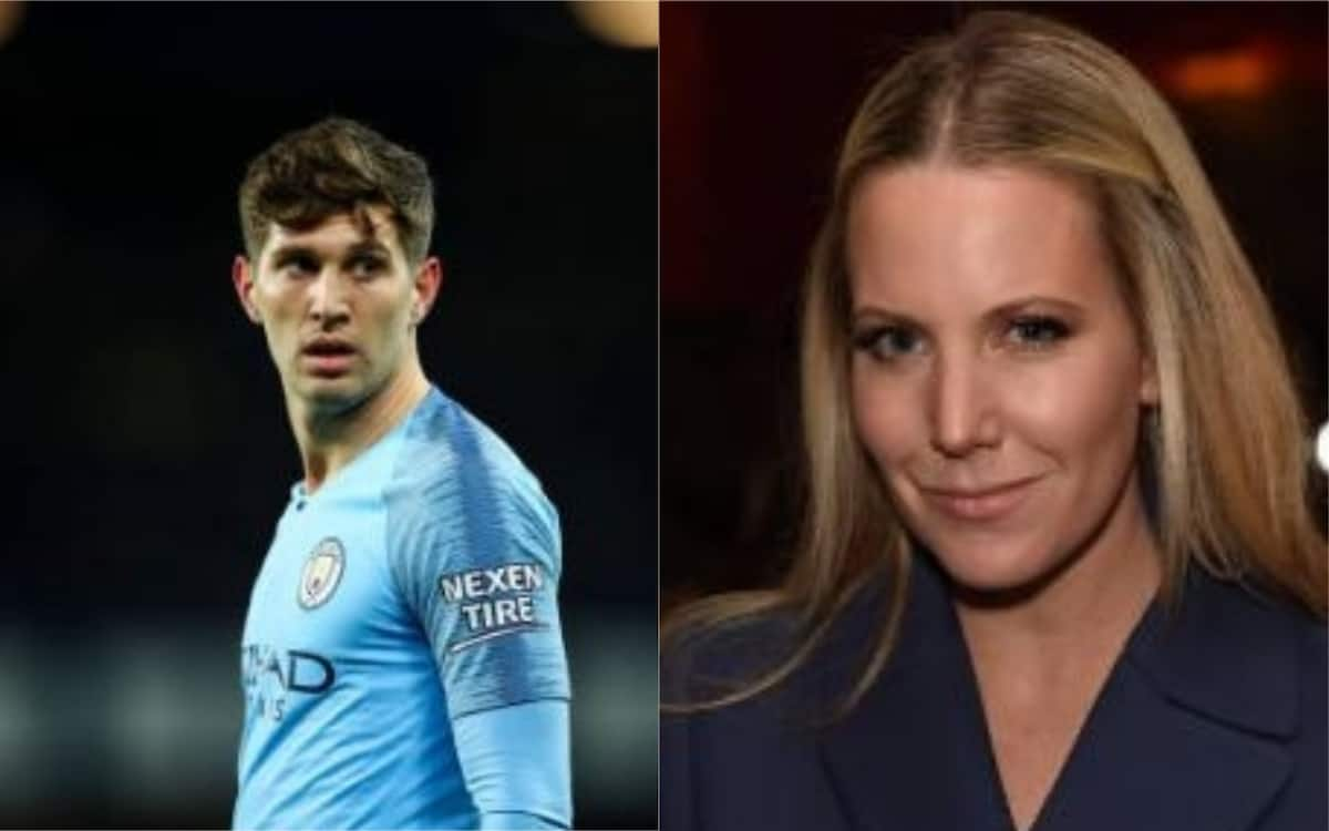 John Stones finds love with single mother Naylor after splitting with Savage