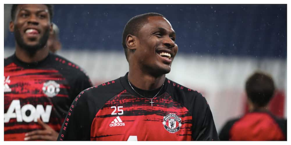 Odion Ighalo cried, called his move when he sealed Man United move