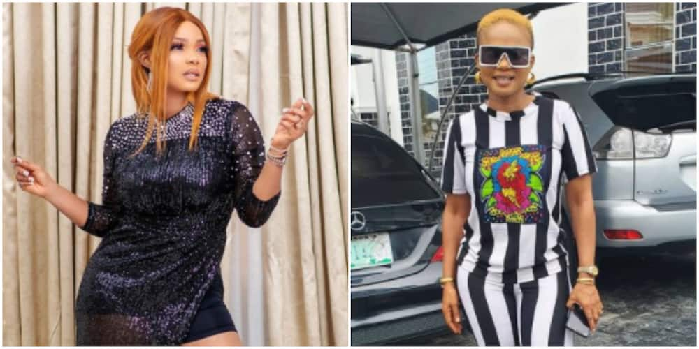 Iyabo looks younger than 43