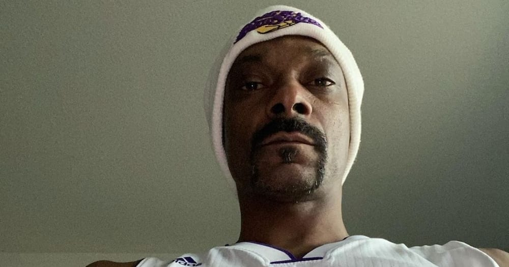 Snoop Dogg reveals LA Lakers tattoo with Kobe Bryant tribute