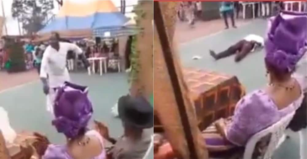 From wedding to heaven: Man slumps, dies while dancing at a traditional marriage