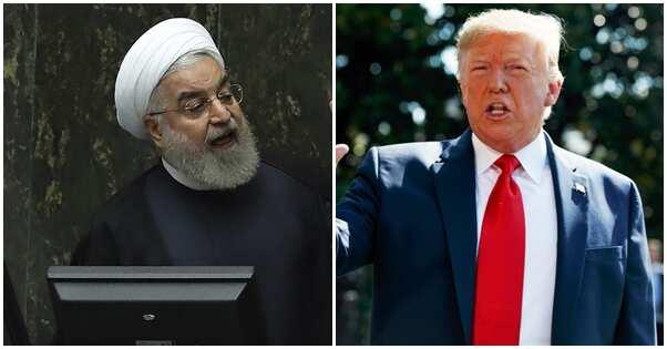 Iran threatens to launch strike on White House