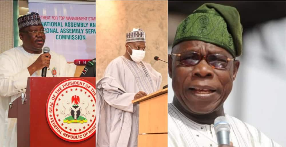 3 powerful Nigerians speak on the security situation of the country
