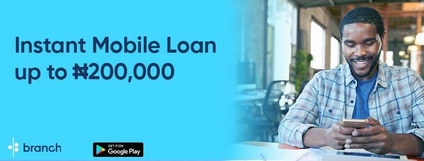 Online loan in Nigeria