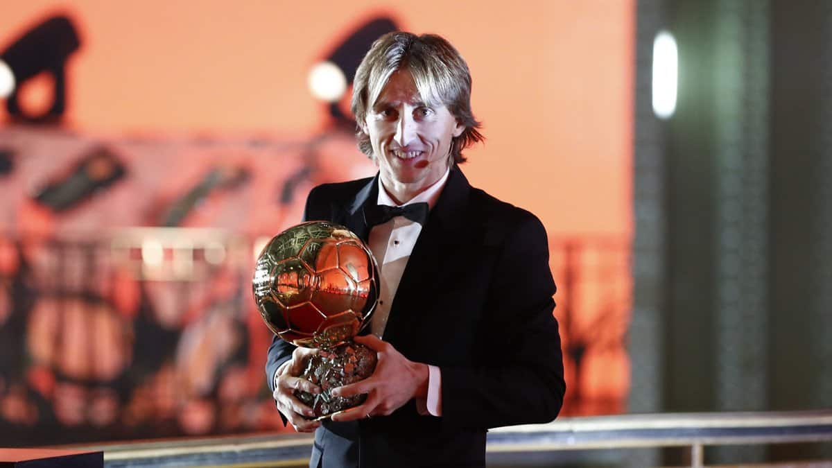 Real Madrid star Luka Modric blasts Messi, Ronaldo for snubbing Ballon d'Or awards - Legit.ng