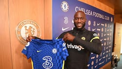 Romelu Lukaku names the player he convinced to join Chelsea amid interests from Real Madrid