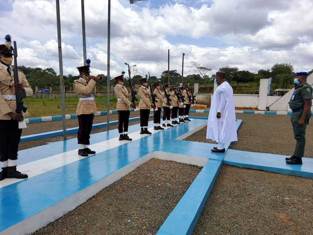 FG, South East governors, others commend Ugwuanyi's support for FRSC Academy