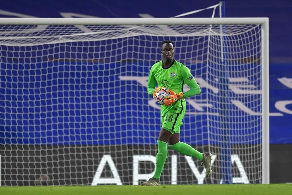 Edouard Mendy becomes 2nd Chelsea goalie to start with three straight EPL clean sheets