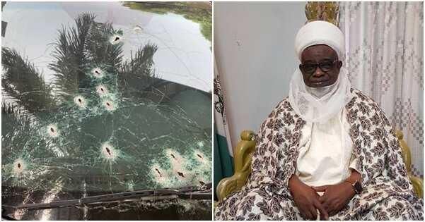 Kaduna emir reveals how bandits tried to assassinate him