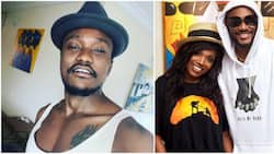 Brymo reveals 2baba accused him of sleeping with his wife Annie and had men beat him up, Nigerians react