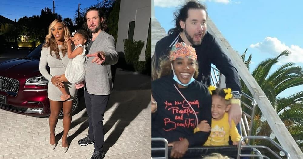 It's Not Always Bliss: Serena Williams About Alexis Ohanian Marriage