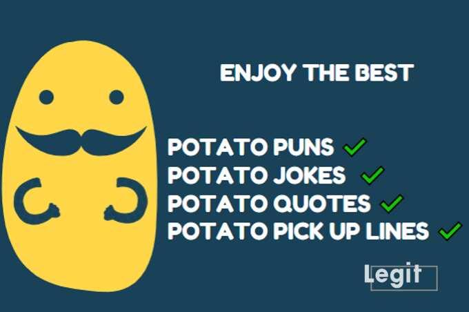 Potato puns