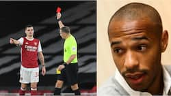 See why angry Arsenal legend Thierry Henry turned off his TV before Gunners surprise loss to Burnley