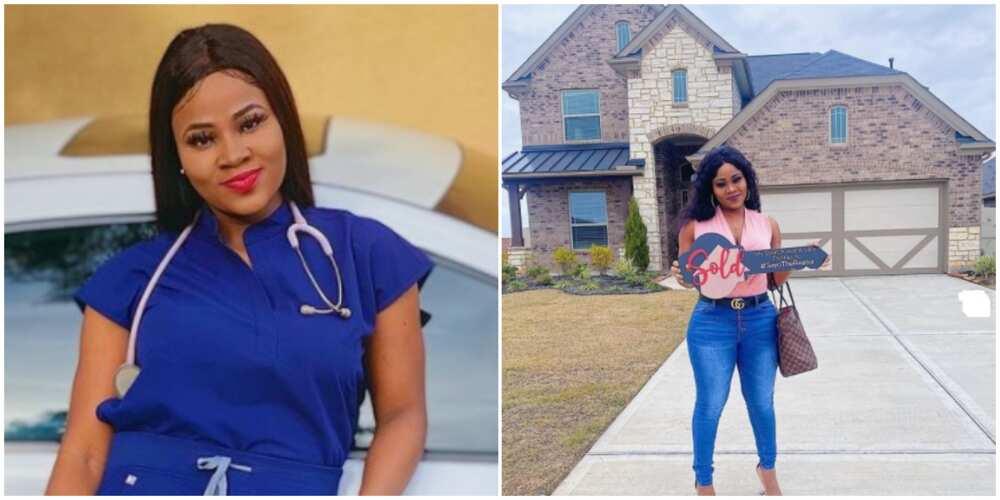 Nigerian nurse celebrates as she becomes landlady in the US