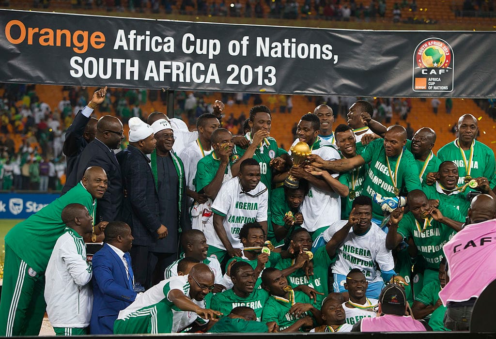 Mikel, Moses, are among AFCON 2013 winners who still play topflight football