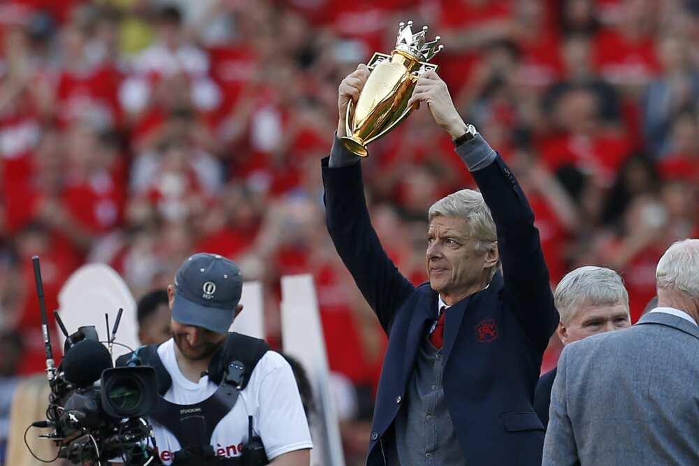 Arsene Wenger salary