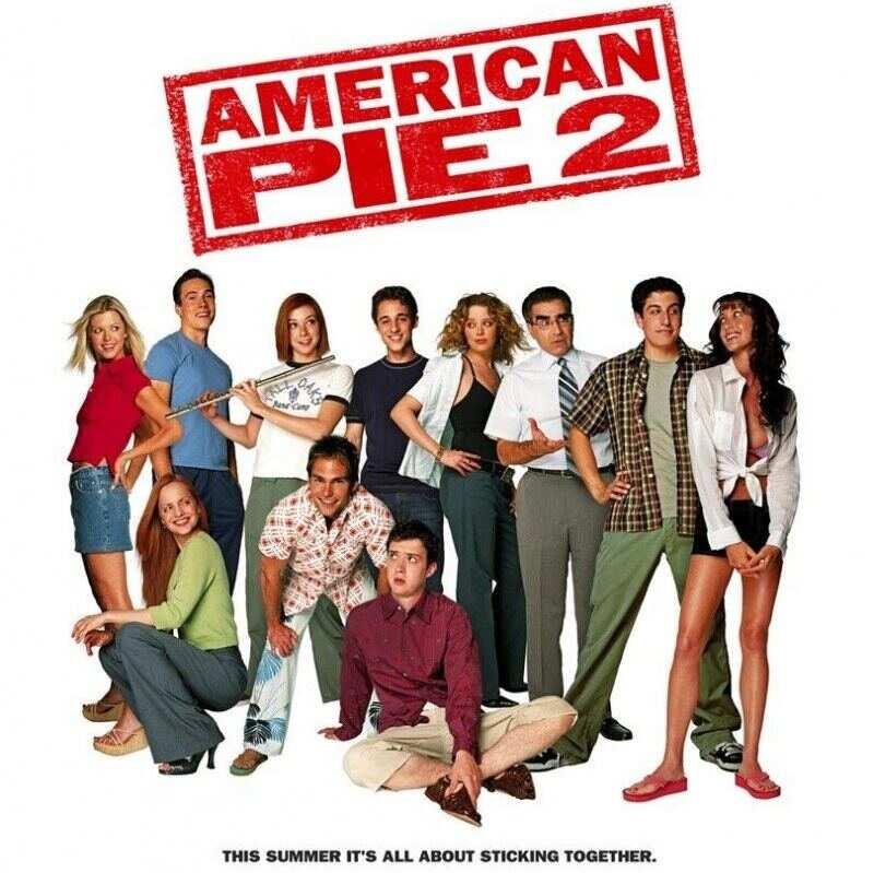 american pie movies in order